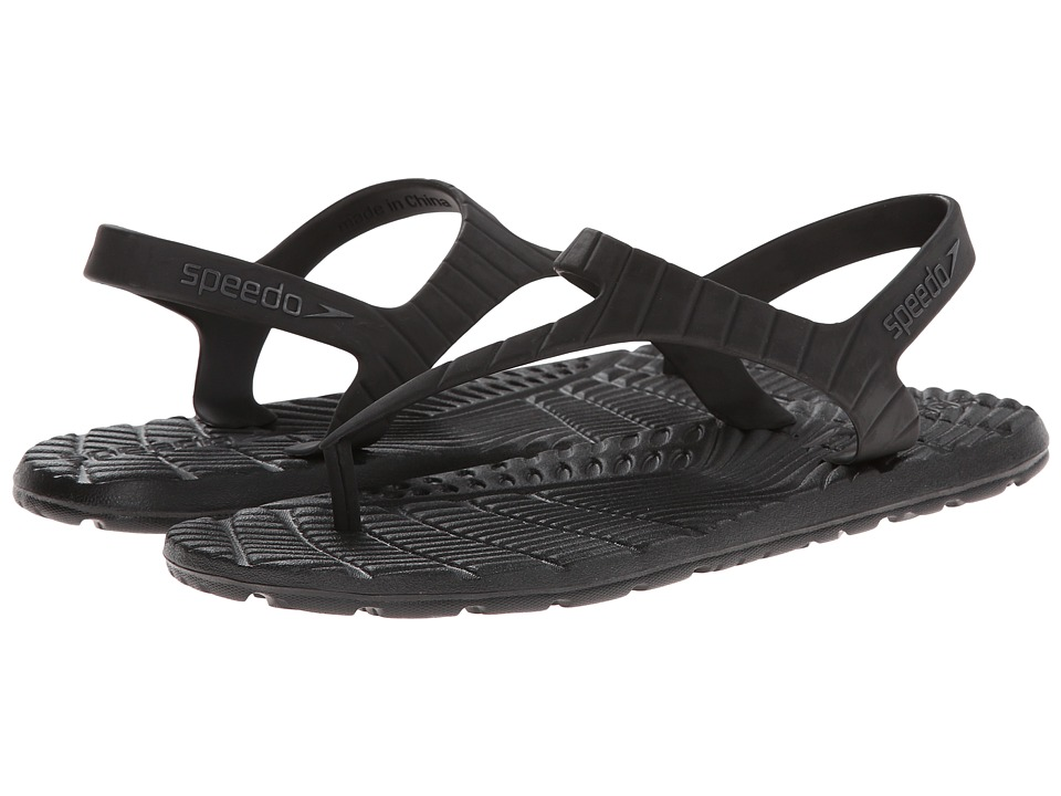 Speedo - Exsqueeze Me Z9 (Black/Black) Women's Sandals