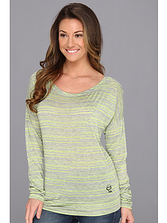 SALE! $17.99 - Save $19 on Fox Off Axis Long Sleeve (Day Glow Yellow) Apparel - 50.71% OFF $36.50