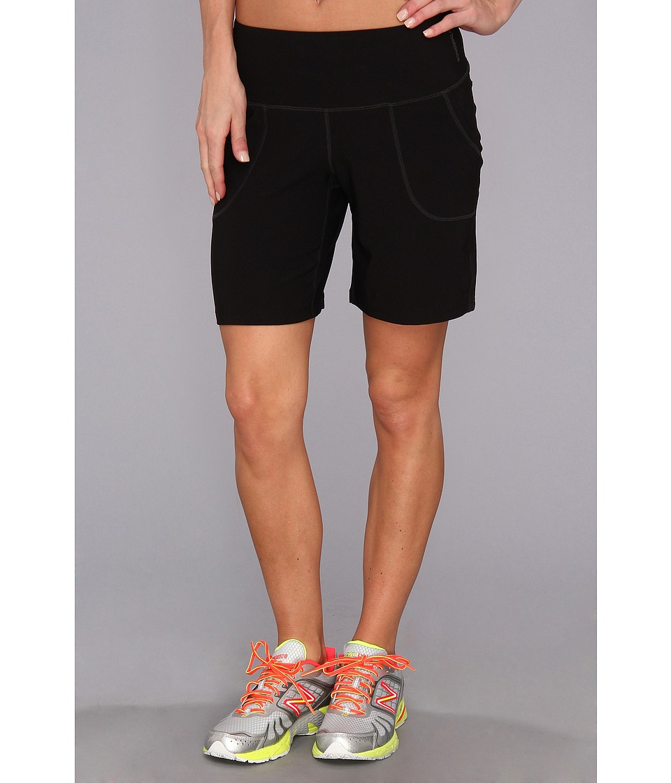 New Balance - Ultimate 8 Short (Black) Women's Shorts