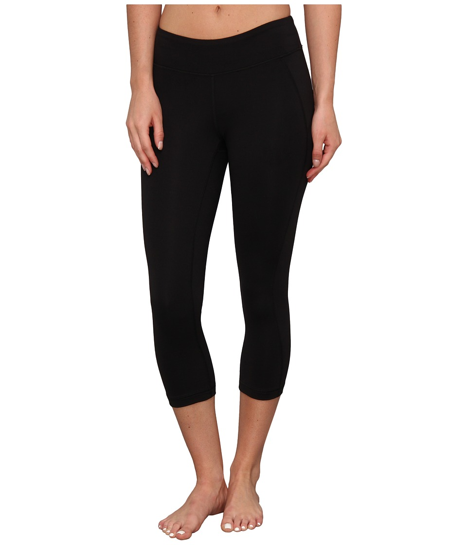 New Balance - Spree Capri (Black) Women's Capri