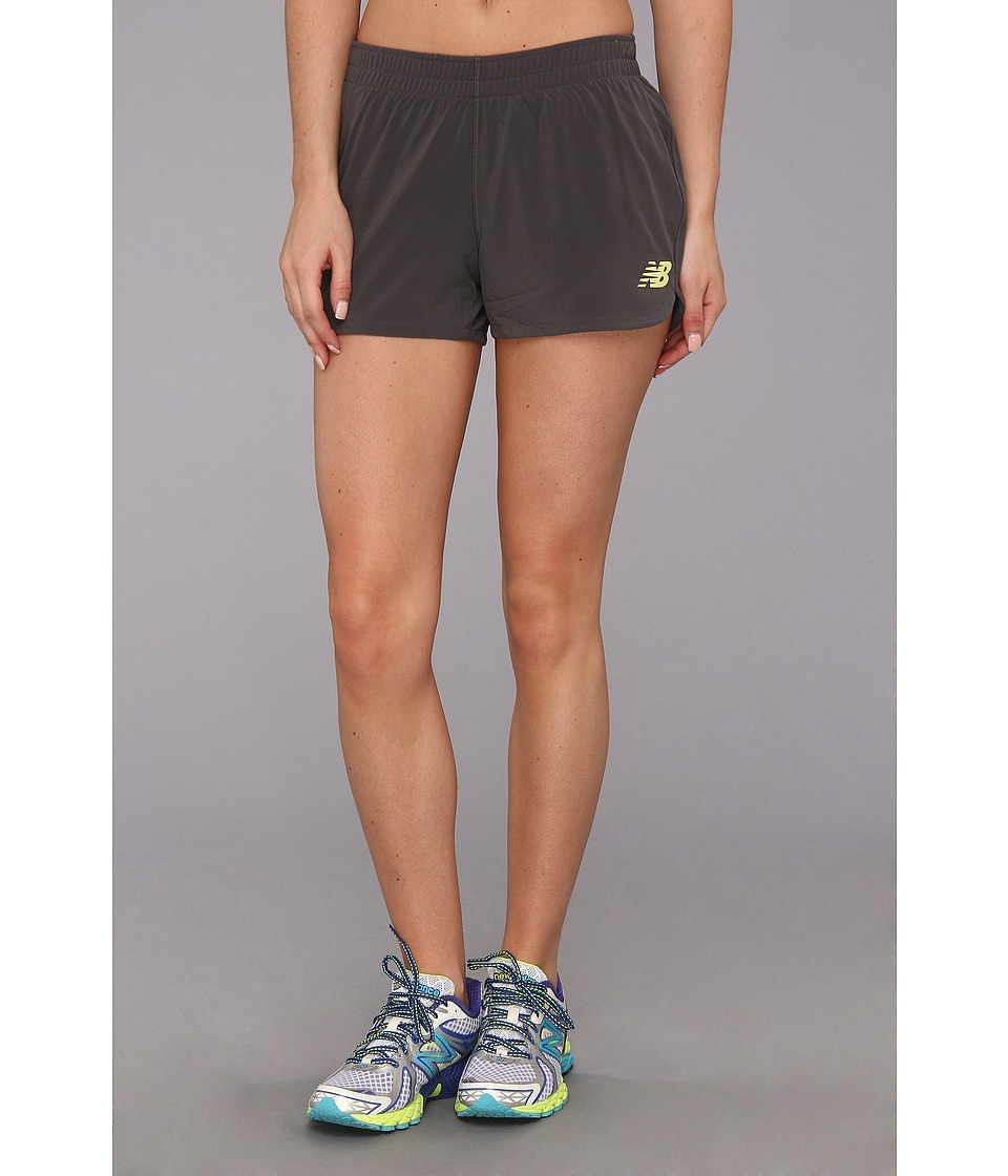 New Balance - Muni Short (Magnet) Women's Workout