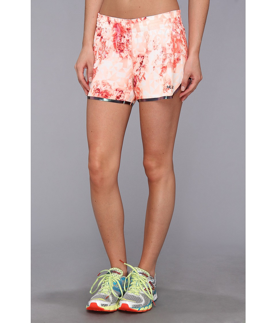 New Balance - HKNB Running Short (Cosmic Coral Print) Women's Workout