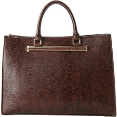 SALE! $234.99 - Save $190 on Ivanka Trump East West Shopper (Smokey Topaz) Bags and Luggage - 44.71% OFF $425.00