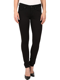SALE! $54.99 - Save $63 on Mavi Jeans Alexa Mid Rise Super Skinny in Jet Black (Jet Black) Apparel - 53.40% OFF $118.00