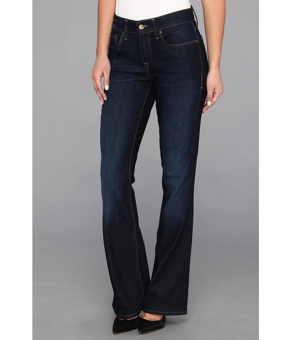 Mavi Jeans - Molly Mid-Rise Classic Bootcut in Deep Nolita (Deep Nolita) Women's Jeans