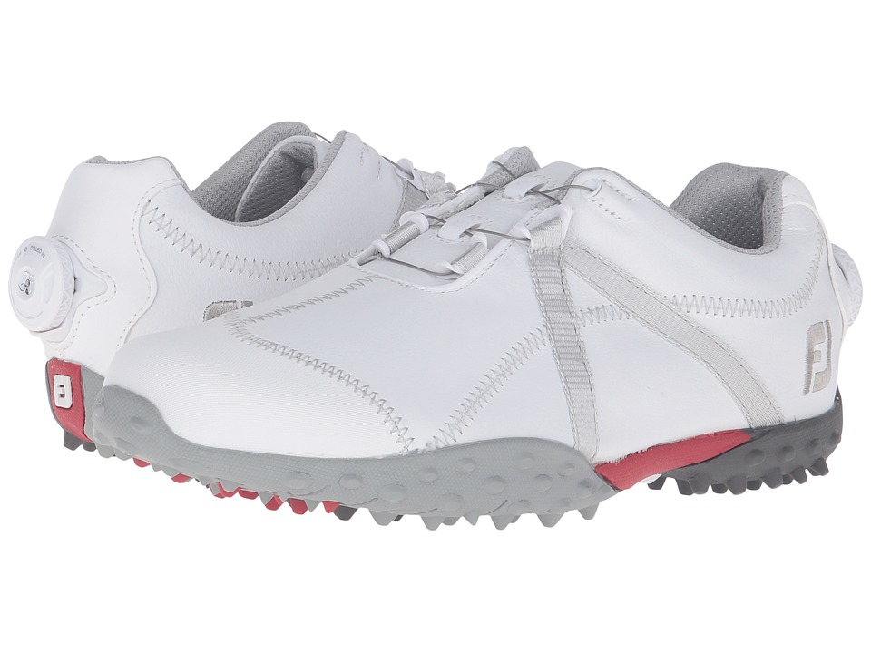 FootJoy - M Project BOA (White/Silver) Women's Golf Shoes