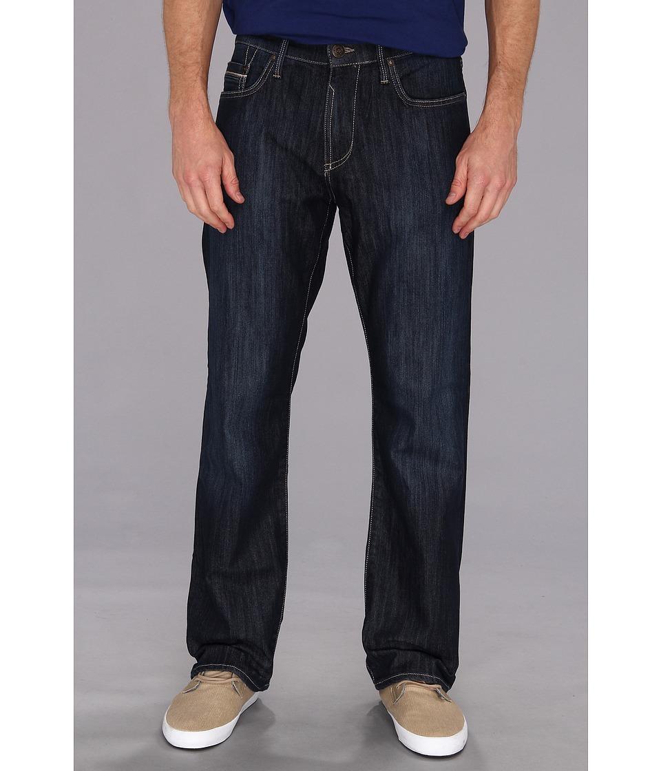Mavi Jeans - Matt Mid-Rise Straight Leg in Deep Kensington (Deep Kensington) Men's Jeans