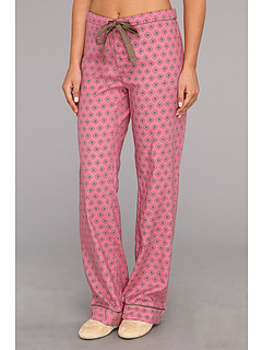 SALE! $16.99 - Save $25 on P.J. Salvage Fancy That Foulard Sleep Pant (Rose) Apparel - 59.55% OFF $42.00