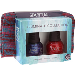 SALE! $14.99 - Save $9 on SpaRitual Illuminate Lacquer Duo with Fair Trade Bag (Multi) Beauty - 37.54% OFF $24.00