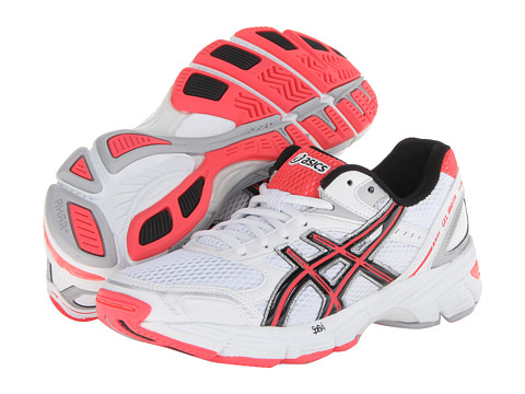 ASICS - Gel-180 TR (White/Black/Magenta) Women's Cross Training Shoes