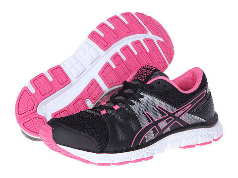 ASICS - Gel-Unifire TR (Black/Rose/Charcoal) Women's Shoes