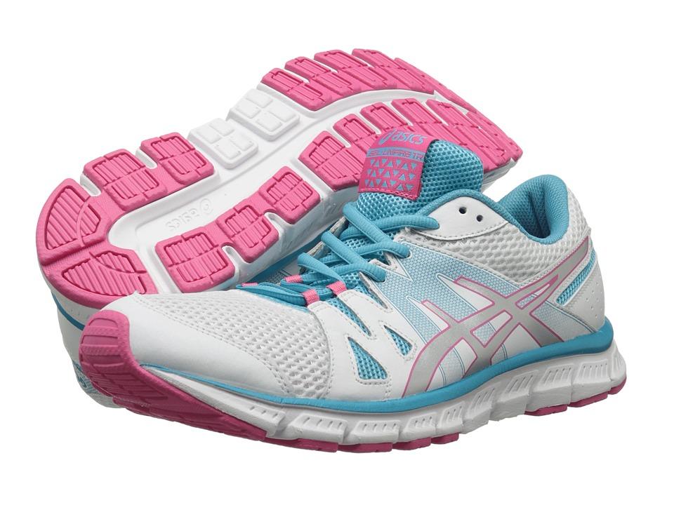 ASICS - Gel-Unifire TR (White/Silver/Ocean) Women's Shoes
