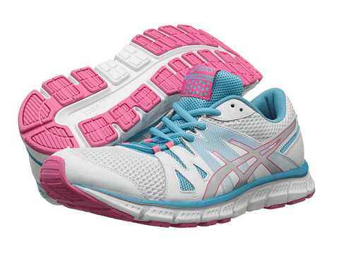 ASICS - Gel-Unifire TR (White/Silver/Ocean) Women