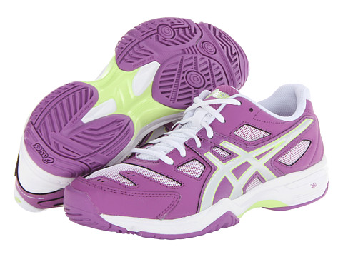 ASICS - Gel-Solution Slam 2 (Grape/Lightning/Sharp Green) Women