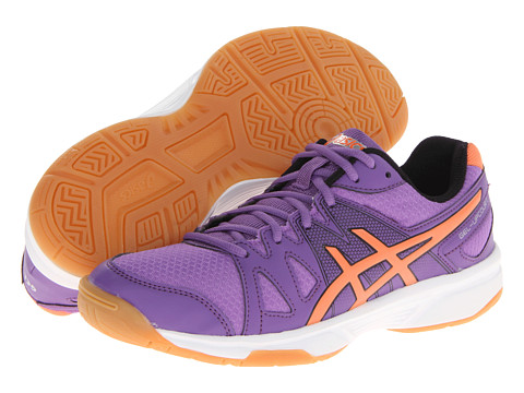 ASICS - Gel-Upcourt (Violet/Orange/Silver) Women