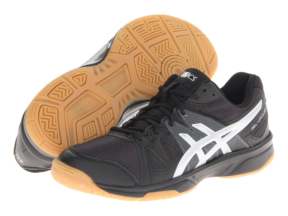 ASICS Gel-Upcourt (Black/Silver) Women