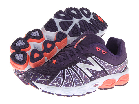 New Balance - W890v4 (Purple) Women's Running Shoes