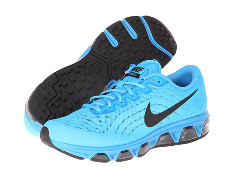Nike - Air Max Tailwind 6 (Vivid Blue/Glacier Ice/Black) Men's Running Shoes
