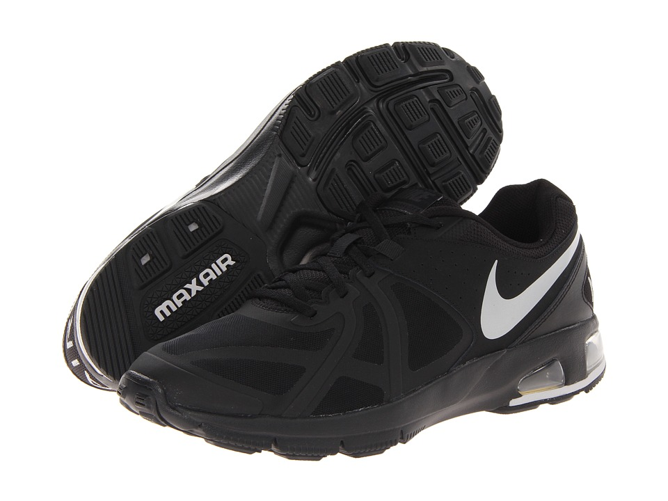 Nike - Air Max Run Lite 5 (Black/Anthracite/Metallic Silver) Men's Running Shoes