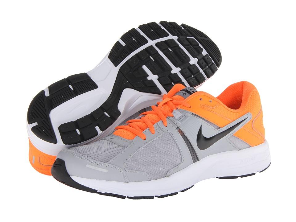 8504e38ba13ee Nike Dart 10 Mens Running Shoes (Gray) on PopScreen