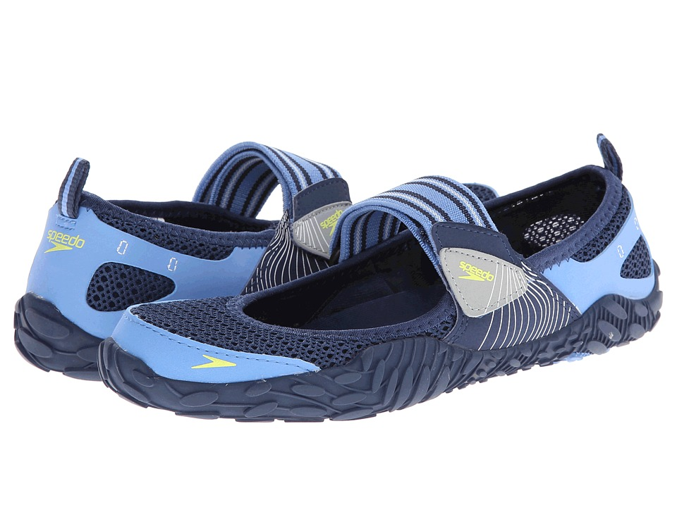 Speedo - Offshore Strap (Insignia Blue/Provence) Women's Shoes