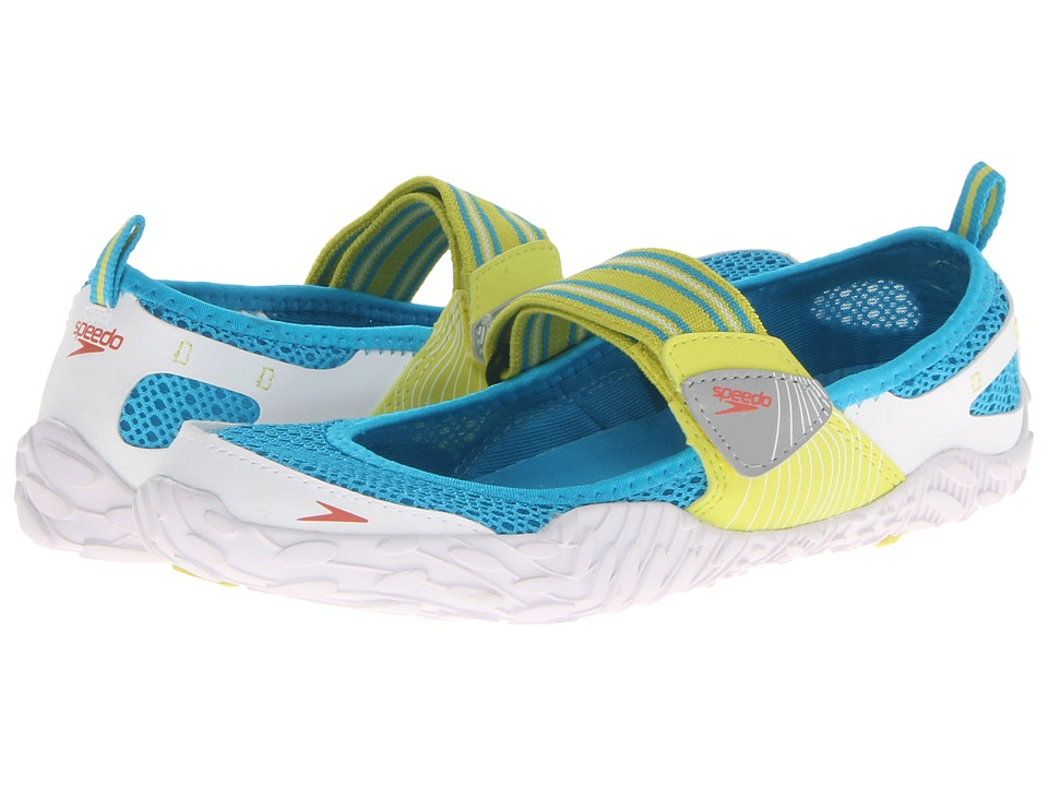 Speedo - Offshore Strap (Sulphur Spring/White) Women's Shoes