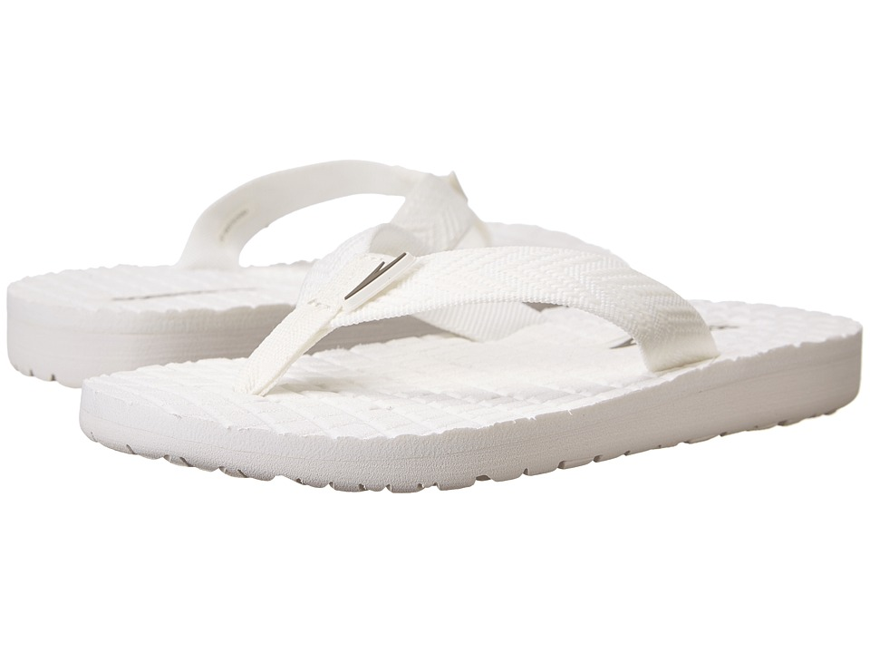 Speedo Kids - Quan (Little Kid/Big Kid) (White/White) Girls Shoes