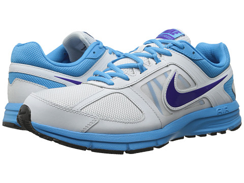 Nike Air Relentless 3 (Vivid Blue/Pure Platinum/ Court Purple) Women's Running Shoes