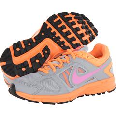 Nike Air Relentless 3 (Atomic Orange/Wolf Grey/Red Violet) Women's Running Shoes