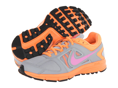 Nike Air Relentless 3 (Atomic Orange/Wolf Grey/Red Violet) Women's Running Shoes