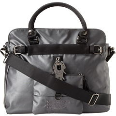 SALE! $129.99 - Save $85 on George Gina Lucy Grace (Alber Grey) Bags and Luggage - 39.54% OFF $215.00