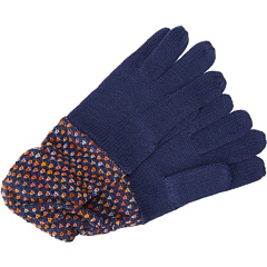 SALE! $11.99 - Save $13 on BCBGeneration Illusion Stripe Glove (Blue Suede Shoes) Accessories - 52.04% OFF $25.00