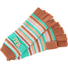 SALE! $16.99 - Save $18 on BCBGeneration City Stripe Fingerless Gloves (Totally Toffee) Accessories - 51.46% OFF $35.00
