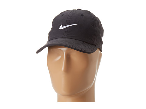 UPC 887228095335 product image for Nike Heritage DF Twill Adjustable Cap  (Black Black  ... 700a11bbdfa