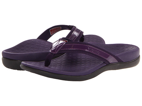VIONIC with Orthaheel Technology - Tide II (Purple) Women