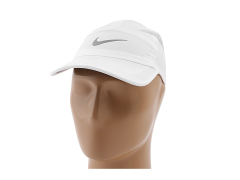 Nike - AW84 Cap (White/Reflective Silver) Caps