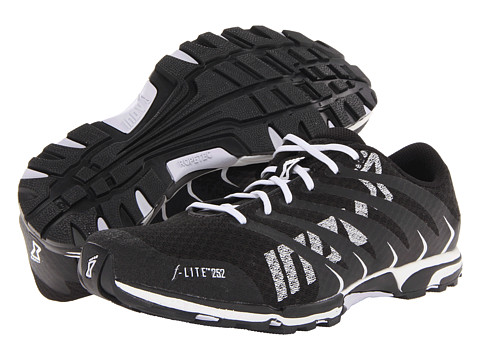 inov-8 - F-Lite 252 Mens (Raven/White) Men's Running Shoes