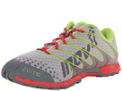 inov-8 F-Lite 192 (Grey/Lime/Red) Men's Running Shoes
