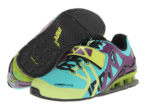 inov-8 - FastLift 315 (Grape/Atlantis) Women's Running Shoes