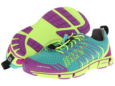 inov-8 - Tri-X-Treme 245 (Atlantis/Lime/Purple) Women's Running Shoes