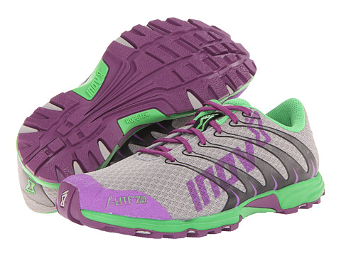 inov-8 - F-Lite 239 (Grey/Purple/Green) Women's Running Shoes