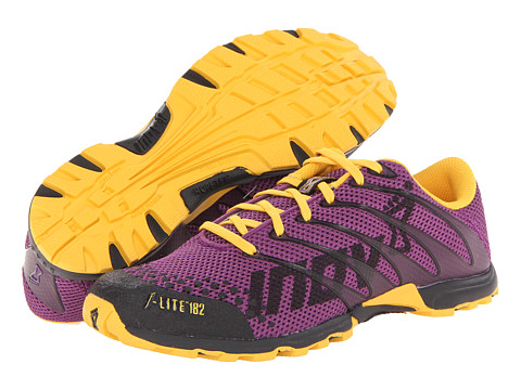 inov-8 - F-Lite 182 (Pink/Yellow/Black 1) Women's Running Shoes