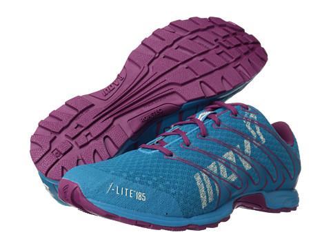 inov-8 - F-Lite 185 (Blue/Purple) Women's Running Shoes