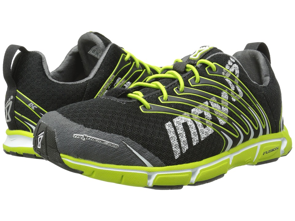 inov-8 - Tri-X-Treme 225 (Raven/Lime/White) Running Shoes