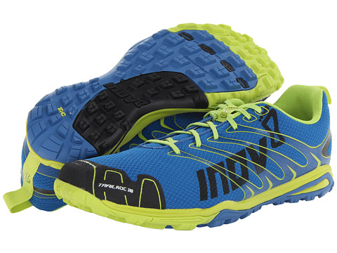 inov-8 - Trailroc 245 (Blue/Lime 1) Men's Shoes