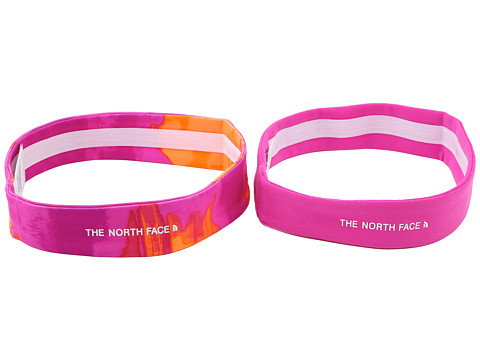 The North Face - Tadasana Headband (Azalea Pink Print/Azalea Pink) Headband