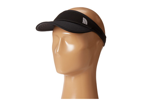The North Face - Breakaway Visor (TNF Black) Casual Visor