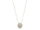 Nina N-Lilla Necklace (Gold/Crystal)