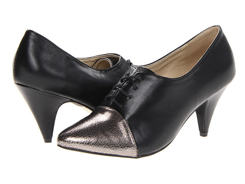 C Label - Vicky-11 (Black/Pewter) Women