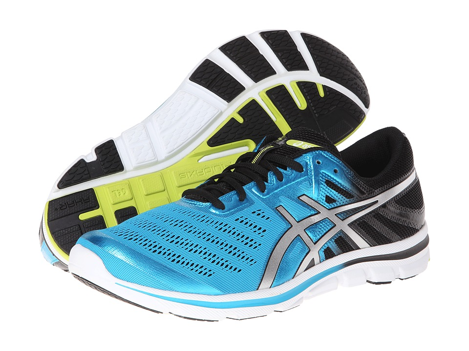 ASICS - GEL-Electro33 (Turquoise/Lightning/Black) Men's Running Shoes